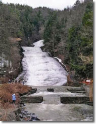 picture of Buttermilk Falls State Park