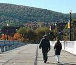 picture of Corning Walking Bridge