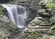 picture of 	     Watkins Glen State Park